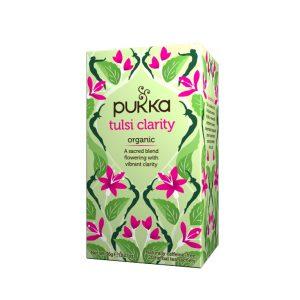 Pukka Tulsi Clarity Organic 36g