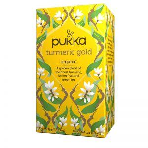 Pukka Turmeric Gold Organic 36g