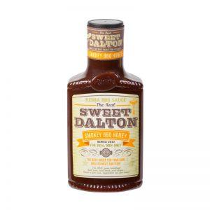 Σάλτσα BBQ Remia Sweet Dalton Smokey BBQ Honey Sauce 450ml