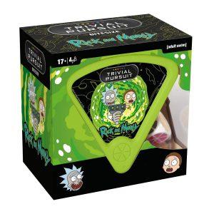 Επιτραπέζιο Trivial Pursuit Rick and Morty Bitesize Winning Moves (Στα Αγγλικά)
