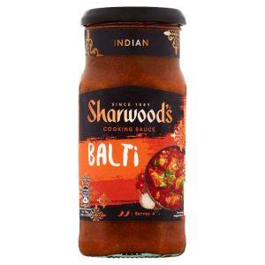 Σάλτσα Sharwoods Balti Cooking Sauce 420g
