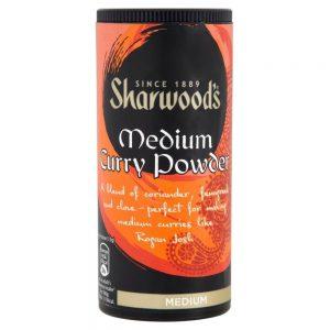 Μείγμα Κάρυ Sharwoods Medium Curry Powder 102g