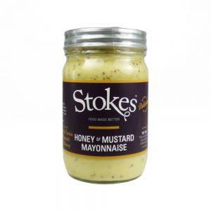 Μαγιονέζα με Μουστάρδα και Μέλι Stokes Honey and Mustard Mayonaise 360g