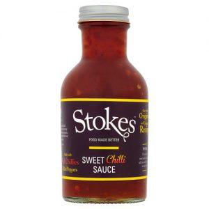 Σάλτσα Stokes Sweet Chilli Sauce 320g