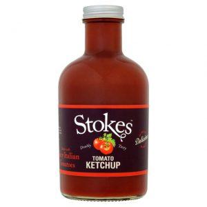 Σάλτσα Κέτσαπ Stokes Tomato Ketchup 300g