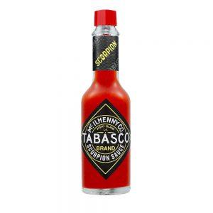 Έξτρα Πικάντικη Σάλτσα Πιπεριού Tabasco Scorpion Pepper Sauce 60ml