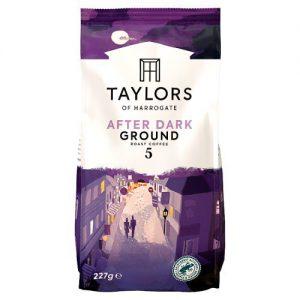Καφές Taylors of Harrogate After Dark Ground 5 Coffee 227g