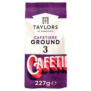 Καφές Taylors of Harrogate Cafetiere Ground 3 Coffee 227g