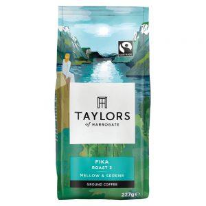Καφές Taylors of Harrogate Fika Roast 3 Ground Coffee 227g
