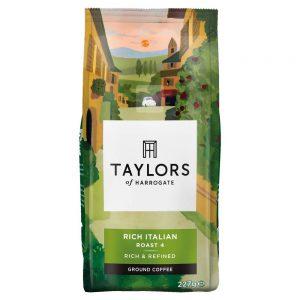 Καφές Taylors of Harrogate Rich Italian Roast 4 Ground Coffee 227g