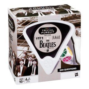 Επιτραπέζιο Trivial Pursuit The Beatles Bitesize Winning Moves (Στα Αγγλικά)