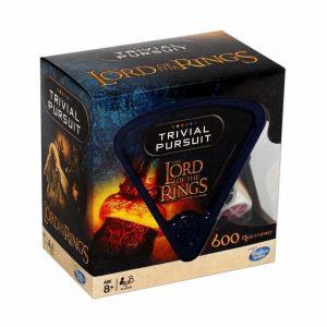 Επιτραπέζιο Trivial Pursuit Lord of The Rings Bitesize Winning Moves (Στα Αγγλικά) 31462