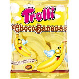 Ζαχαρωτά Trolli Choco Bananas Marshmallows 150g