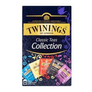 Τσάι Συλλογή Twinings Classic Teas Collection 20 Tea Bags