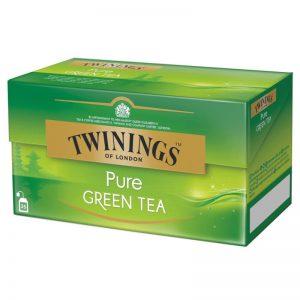 Τσάι Πράσινο Twinings Pure Green Tea 25 Tea Bags