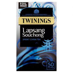 Τσάι Μαύρο Twinings Lapsang Souchong Smoky China Tea 50 Tea Bags