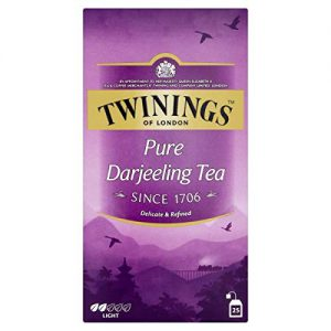 Τσάι Μαύρο Twinings Pure Darjeeling Tea 25 Tea Bags