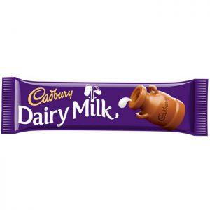 Σοκολατένια Μπουκίτσα Cadbury Dairy Milk Miniature Bite 11g