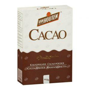 Σκόνη Κακάο Vanhouten Cacao 125g
