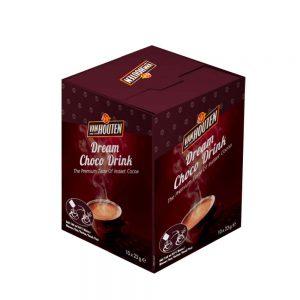Ρόφημα Σοκολάτας Vanhouten Dream Choco Drink Hot Chocolate Powder Mix 10x23g