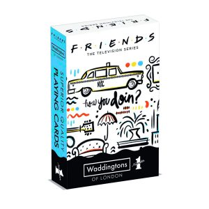 Waddingtons Friends Playing Cards 035866