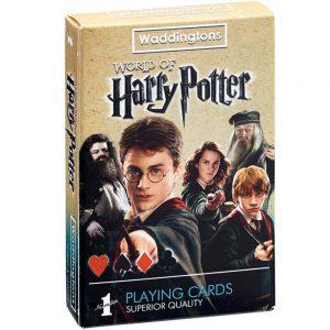 Waddingtons Harry Potter Playing Cards 022149