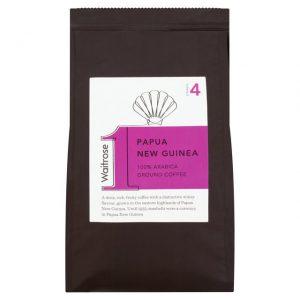 Καφές Φίλτρου Waitrose 1 Papua New Guinea 100% Arabica 227g