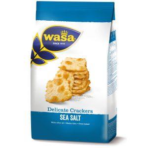 Κράκερ Wasa Sea Salt 180g