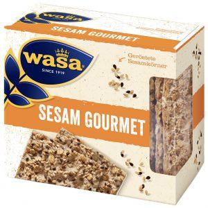 Φρυγανιές Wasa Sesam Gourmet 220g