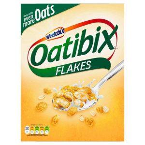 Νιφάδες Βρώμης Weetabix Oatibix Flakes 550g