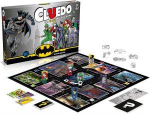 Επιτραπέζιο Cluedo Batman DC Winning Moves (Στα Αγγλικά)