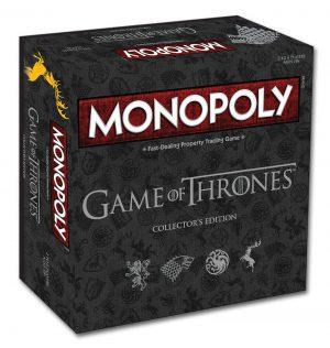 Επιτραπέζιο Monopoly Game of Thrones Winning Moves (Στα Αγγλικά)