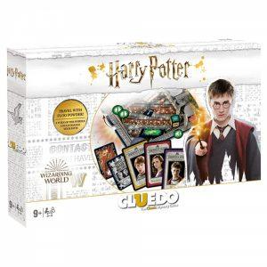 Επιτραπέζιο Cluedo Harry Potter Latest Edition Winning Moves (Στα Αγγλικά)