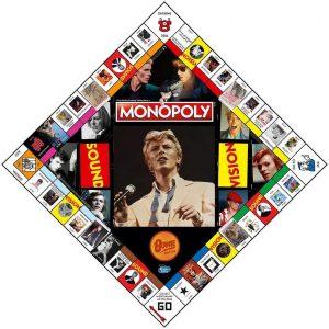 Επιτραπέζιο Monopoly David Bowie Winning Moves (Στα Αγγλικά) 00365