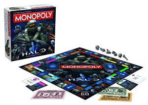 Επιτραπέζιο Monopoly Halo Winning Moves (Στα Αγγλικά) 020572