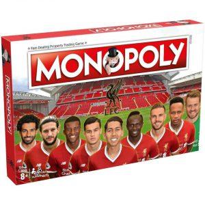 Επιτραπέζιο Monopoly Liverpool FC Winning Moves (Στα Αγγλικά) 032834