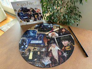 Παζλ Harry Potter and The Philosopher's Stone Jigsaw Puzzle Winning Moves (500 Κομμάτια)
