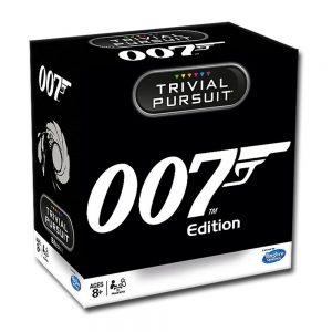 Επιτραπέζιο Trivial Pursuit James Bond 007 Bitesize Winning Moves (Στα Αγγλικά)