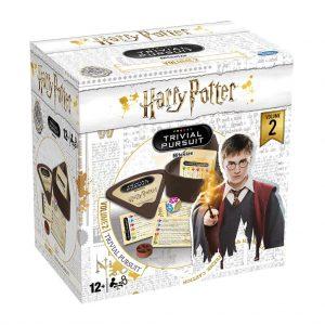 Επιτραπέζιο Trivial Pursuit Harry Potter Volume 2 Bitesize Winning Moves (Στα Αγγλικά)