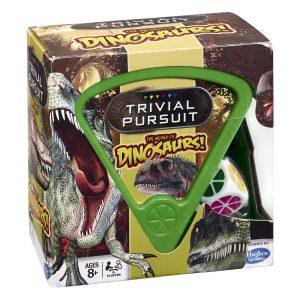 Επιτραπέζιο Trivial Pursuit Dinosaurs Bitesize Winning Moves (Στα Αγγλικά)