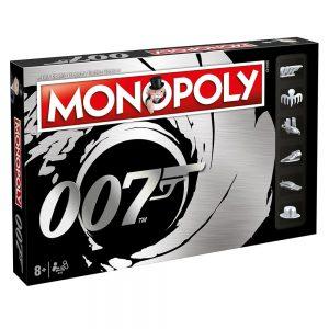 Επιτραπέζιο Monopoly James Bond 007 Winning Moves (Στα Αγγλικά)