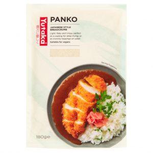 Θρυμματισμένο Ψωμί για Πανάρισμα Yutaka Panko Japanese Style Breadcrumbs 180g