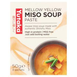 Σούπα Yutaka Awase Miso Soup Paste 50g