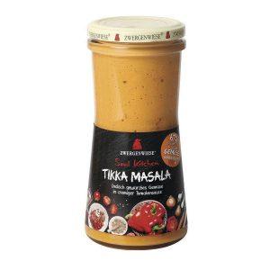 Σάλτσα Βιολογική Zwergenwiese Soul Kitchen Tikka Masala 420ml
