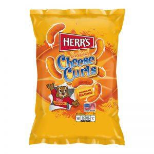 Γαριδάκια Herrs Baked Cheese Curls 198.5g