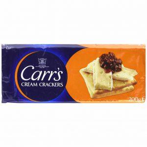 Κράκερ Carrs Cream Crackers 200g