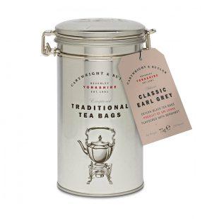 Μαύρο Τσάι Κεϋλάνης Cartwright and Butler Earl Grey 30 Tea Bags 90g