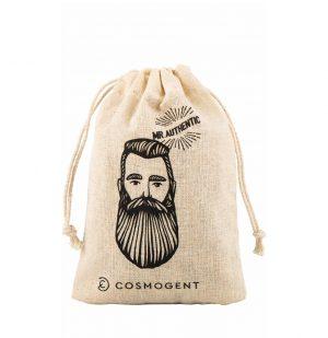 Σετ Περιποίησης για Γένια Cosmogent Mr. Authentic Bundle Beard Oil 30ml and Beard Comb