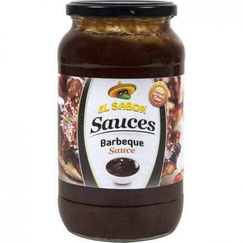 El Sabor Barbeque Sauce 1000g-1