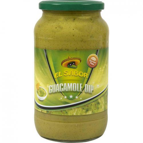 El Sabor Guacamole Dip 1000g-1